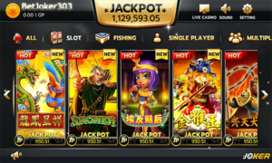 Agen Joker123 | Slot Games